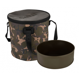 Fox Míchací Taška Aquos Camolite bucket and insert - 17 L