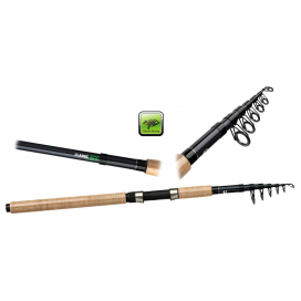 Rybářský prut Giants Fishing CLX Tele 3,3m 40-80g