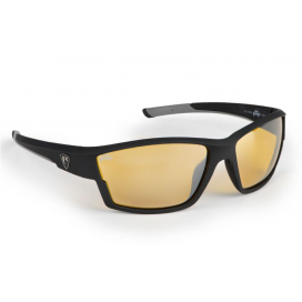 Fox Rage Brýle Matt Black Amber Lense Wrap