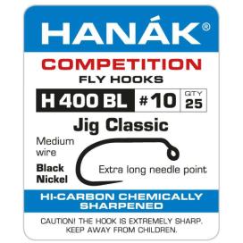 Muškařské háčky Hanák H 400 BL