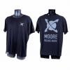 CC Moore Tričko Černé