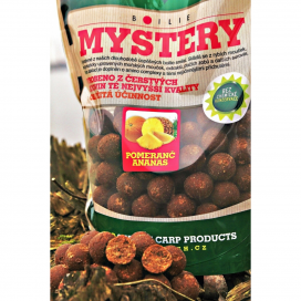Boilies Jetfish Mystery 16mm 900g