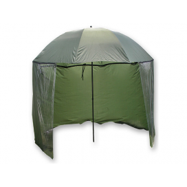Deštník s bočnicí (model 2012) - 250 cm/Green