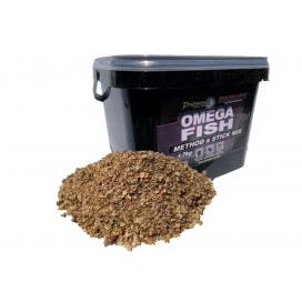 Starbaits Krmení Method Stick Mix Omega Fish 1,7kg