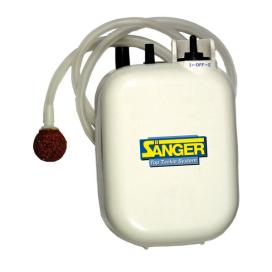 Saenger Vzduchovací Motorek I