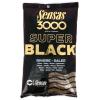 Sensas Krmení 3000 Dark Salty Riviere (řeka-černá-slaná) 1kg
