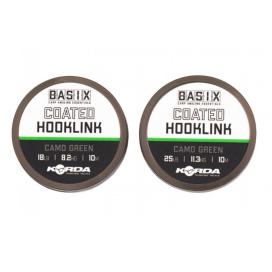 Korda Šňůrka Basix Coated Hooklink 10m
