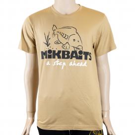 Mikbaits Tričko Pískové