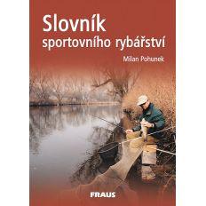 Kniha Slovník sportovního rybářství