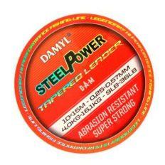 Damyl Steel power Tapered leader
