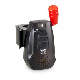 Uni Cat sada hlásičů Sensible Cat Limpid Black (lesklá verze) Sada 2ks