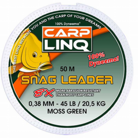 Odhazová šňůra Carp Linq Snag Leader 45lb