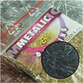 Hends Metalic Dubbing MD15 - šedá
