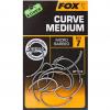 Fox Háčky Edges Armapoint Curve Shank Medium