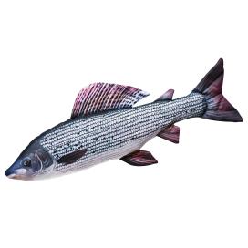 Gaby polštář plyšová ryba Lipan podhorní 49cm