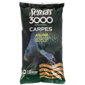 Krmení 3000 Carpes Jaune (kapr žlutý) 1kg