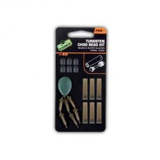 Fox Edges Tungsten Chod Bead Kit 6ks
