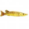 Gaby Polštář plyšová ryba Štika 43cm