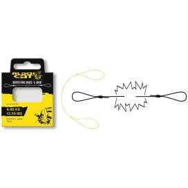 Black cat Breaking line trhačka žlutá 15cm 9,6kg 0,40mm