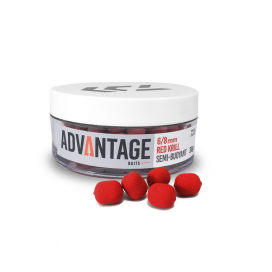 Daiwa POP-UP nástrahy Advantage POP-UP Red Krill 18gr