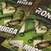 Gardner Montáž Ronnie Rig 3 ks/bal. bez protihrotu