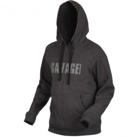 Savage Gear Mikina Simply Savage Zip hoodie