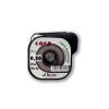 Carp Dyneema - guľatá / tm.hnedá / 10 m / 0,45 mm / 36,0 kg
