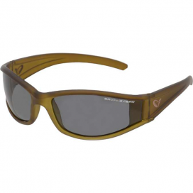 Savage Gear polarizační brýle Slim Shades Floating Polarized Sunglasses - Amber