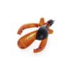 WOLF raketa  na krmení x-spod performance orange/black oranžovo černá