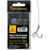 Browning návazec Braid Feeder Leader Method Pellet Band