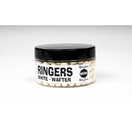 Ringers - Mini Wafters 4,5mm bílá 50g