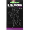 Korda Kickers D Rig Green