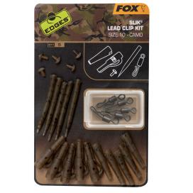 Fox Závěska Edges Camo Slik Lead Clip Kit