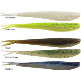 Berkley PowerBait Minnow 10cm Chartreuse Shad 10ks
