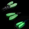 RidgeMonkey Nite Glow Brait Scissors- svietiace nožnice na bižutériu