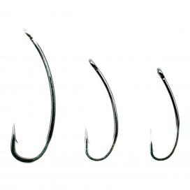 Ashima háčiky - C510 Curved Shank č.10 10ks