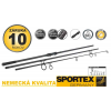 Sportex Prut Competition Carp CS4 3díl 365cm 3,25lbs