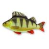 Gaby Polštář plyšová ryba Okoun 50cm