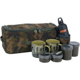 Fox Pouzdro Camolite Brew Kit Bag