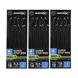 Matrix Návazce MXC 3 Super Stop 10cm 8ks