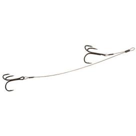Fox Rage 49 Strand Double Stingers Hook 2ks
