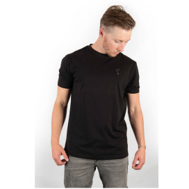 Fox Tričko Black T-shirt