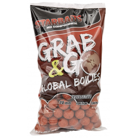 Starbaits Global boilies TUTTI 20mm 1kg