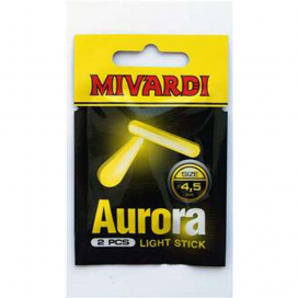 Mivardi Chemické práškové světýlko 3mm 2ks