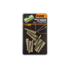 Fox Převleky Edges Safety Lead Clip Tail Rubbers Khaki