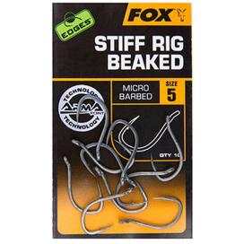 Fox Háčky Edges Armapoint Stiff Rig Beaked