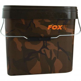 Fox Kbelík Camo Square Buckets 5 l