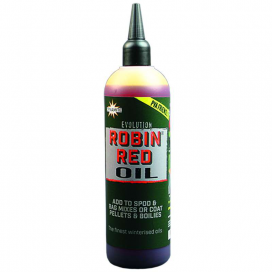 Dynamite Baits EVOLUTION OILS - ROBIN RED 300ML