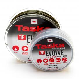 Taska Evolve -  Evolve šokový návazec nad montáž zelený 10m 30lb