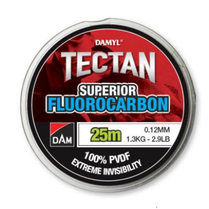 Dam Tectan Fluorocarbon Superior  25m